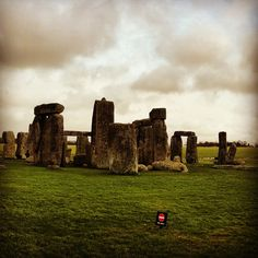 Stonehenge - Comparative Civilizations study abroad at Manchester University. Photo by Lucas Gramman