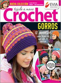 Crochet GORROS Nº 01 - 2015