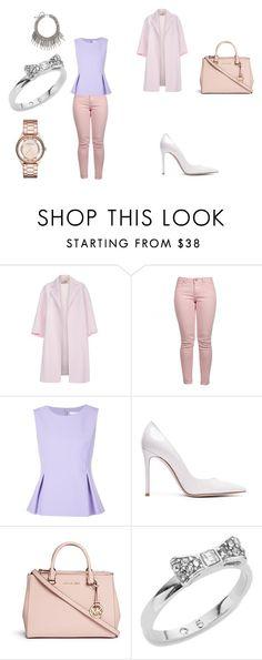 """""""Untitled #130"""" by liv330 on Polyvore featuring Paul Smith, Maison Scotch, Diane Von Furstenberg, Gianvito Rossi, Michael Kors, Kate Spade, Marc by Marc Jacobs, women's clothing, women's fashion and women"""