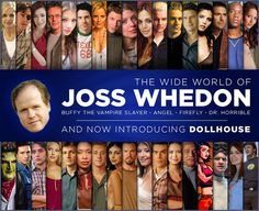 The Wide World of Joss Whedon