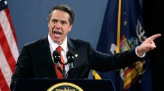 Andrew Cuomo: 'Extreme Conservatives Have No Place In The State Of New York'  --- Because free nations have always controlled what people can and can't think...sigh.