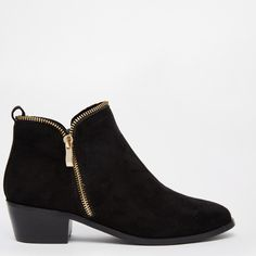 Asos Suede Ankle Boots So cute ASOS Shoes Ankle Boots & Booties