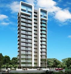 Ready to Move 2 & 3 BHK at Hyde Park Residency, Thane