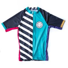 Just discovered these guys today, and while the jersey part of their site seems to be down, they have a whole bunch of great cycling gear. And this jersey is great.  Middle Of Nowhere - LIMITED EDITION CYCLING JERSEY
