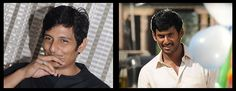 Jiiva gave permission to use his name for Vishal! - http://bit.ly/1hZpRhY