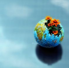Every day should be Earth Day!