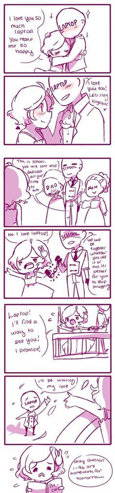 Anti-Social Media :: 18: Love Triangle | Tapastic Comics http://ibeebz.com