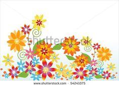 stock photo : flower power
