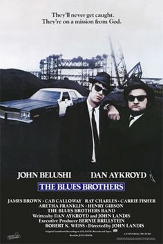 To celebrate John Belushi's Birthday the Genesee Theatre will feature The Blues Brothers on Friday, January 25 at 7:30pm. https://www.facebook.com/events/372265996194039/