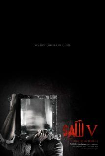 Saw V - Scott Patterson, Costas Mandylor, and Tobin Bell