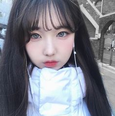 TN__ is a very adorable Korean girl, who has an older sister who… # Fanfic # amreading # books # wattpad - - Ulzzang Korean Girl, Cute Korean Girl, Cute Asian Girls, Cute Girls, Korean Beauty, Asian Beauty, Uzzlang Girl, Blonde Color, Kawaii Girl