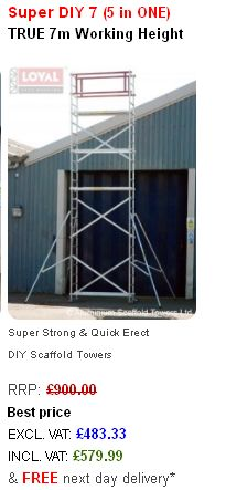 Find best podium steps in UK Scaffolding, Towers, Outdoor Decor, Tours