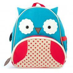 Skip-Hop Zoo Pack owl backpack