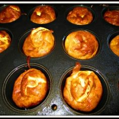 SOMETHING NEW FOR OUR CHRISTMAS DINNER...Yorkshire Pudding.....!