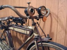 1920's Mead Crusader - Picture #2 - Dave's Vintage Bicycles