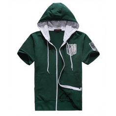 attack on titan survey corps hoodie T-shirt