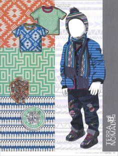 Style Right Babywear Trend Book - A/W 13/14 - Kidswear - Styling ...