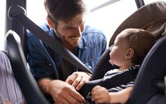 Cute Babies: The first baby seat with airbag reduces injuries b...