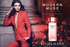 #KendallJenner for #EstéeLauder new fragrance ad campaign is finally out!! Check more on giomori.com xx