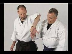 Aikido Basics: Wrist Lock Twist : Aikido Sankyo Hook Punch Defense - YouTube