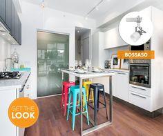 Es muy fácil que tu cocina se vea espectacular con nuestro spot LED BOSSASO, ¡conócelo!