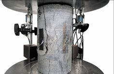 Concrete Under Uniaxial Compressive Stress Concrete Mix Design, Civil Engineering, Civilization, Stress, Construction, Building, Psychological Stress