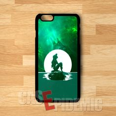 Green Nebula Mermaid - zLi, Ariel, the Little Mermaid, Mermaid, Disney, Frozen
