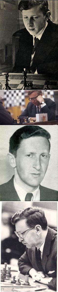 Vasily Smyslov. World chess champion (1957–1958)