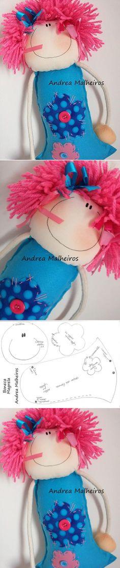 Мастер класс от Andrea Malheiros