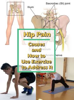 Hip pain is a common complaint that can be caused by a wide variety of problems. It is a common problem for both sedentary and non-sedentary individuals and even small injuries in or around the hip can cause significant pain and loss of function. While last time we had a chance to present exercises to …
