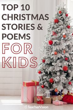 Teaching middle schoolers during the winter holiday season? Celebrate Christmas in your classroom with some of the classic stories and poems that honor the season.
