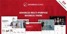 Business Lounge v1.0 WP Multi-Purpose Business