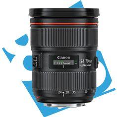 Kiralık Canon 24-70 f2.8 ObjektifToz ve neme dayanıklı gövde yapısı sayesinde…