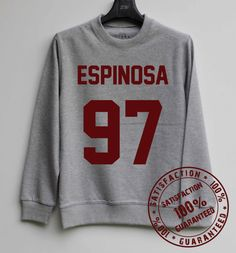 Matt Espinosa Shirt Magcon Boys Sweatshirt by SweaterWeather2014