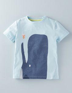 Deep Sea T-shirt 21920 Tops & T-shirts at Boden