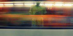 Wien, metro.
