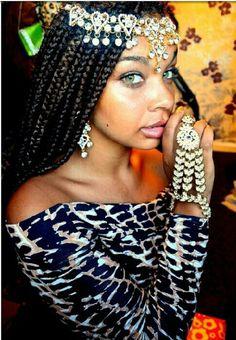 Box Braids • Protective Styles • Hair • Braids • Singles