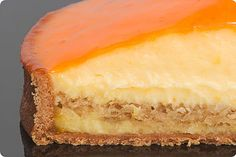Healthy Dessert Recipes 62740 The Fondant Orange Pie Recipe by Conticini Orange Pie Recipes, Apple Dessert Recipes, Indian Dessert Recipes, Summer Dessert Recipes, Easy Baking Recipes, Lemon Desserts, Banana Recipes, Easy Cake Recipes, Easy Desserts