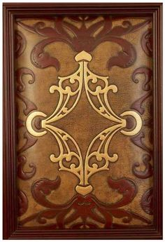 Leather Wall Paneling, Luxurious Modern Interior Design Ideas
