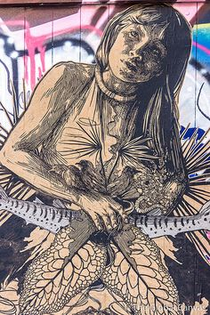 Swoon, Paris. http://flic.kr/p/ifWL5j