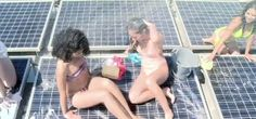 COULD SEXY SELL SOLAR PANELS? ASK AMERICAN APPAREL