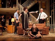 August Osage County with the Steppenwolf Cast [2010 Sydney] - Osage County