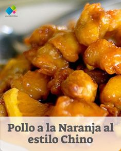 Asian Recipes, Healthy Recipes, Ethnic Recipes, Tasty, Yummy Food, Orange Chicken, Easy Meals, Food And Drink, Cooking Recipes