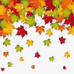 Ideas For Flowers Png Clip Art Leaves Blue Drawings, Colorful Drawings, Autumn Art, Autumn Leaves, Image Transparent, Birdhouse Designs, Leaf Border, Fall Cards, Leaf Art