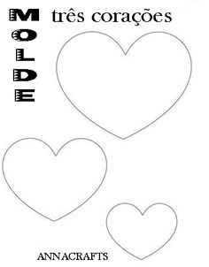 molde-coração cópia Foam Crafts, Diy And Crafts, Crafts For Kids, Fancy Bows, Heart Template, Felt Patterns, Pattern Cutting, String Art, Christmas Diy