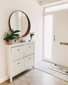 Home Design Trends For 2020 25 trendy ideas shoe storage ideas ikea narrow hallways How to Decor, Shoe Cabinet, Narrow Console Table, Interior, Home, Hall Decor, Entryway Decor, Apartment Decor, Ikea Shoe Cabinet