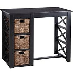 Cute desk for homework! I can make this.. with his help