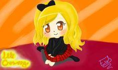 Lili Crossing Chibi by OtakuElxFanArt