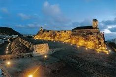 Castillo de San Felipe de Barajas (Cartagena, Colombia)