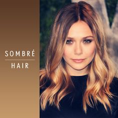 Are you on board with the S'Ombre hair trend?